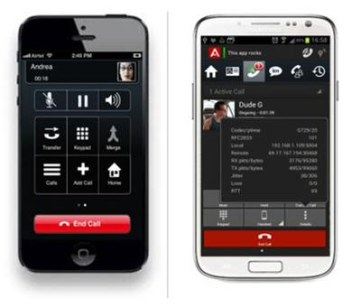 Avaya IP Office one-X Mobile Preferred