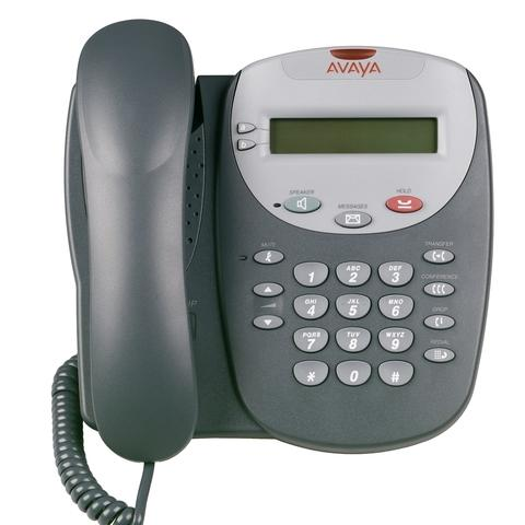 IP телефон Avaya 4602SW